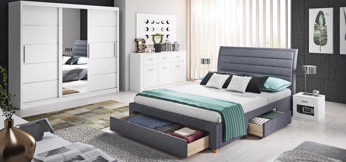 Łóżko Toledo